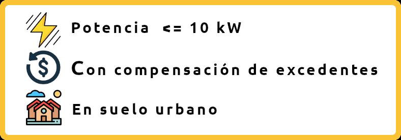 Requisitos de instalación fotovoltaica autoconsumo hogar